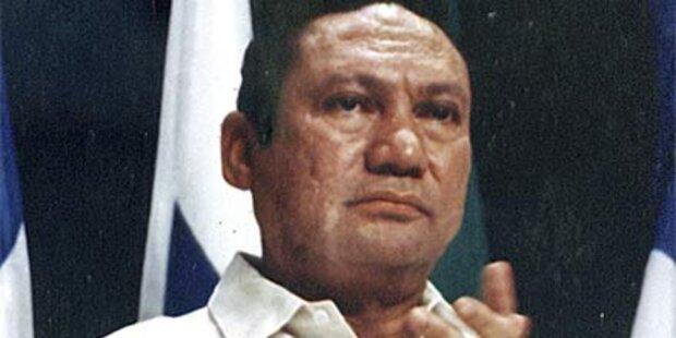 Panamas Ex-Diktator Noriega ausgeliefert