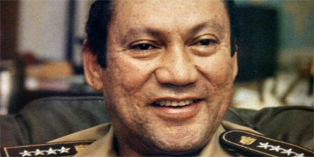 Noriega muss sieben Jahre ins Gefängnis