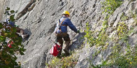 Bergputzer in Salzburg wieder aktiv