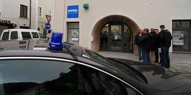 Bewaffneter Raubüberfall in Hallein