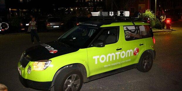 TomTom's Konkurrenz zu Google Street View?