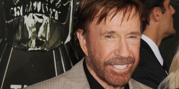 Chuck Norris: Zwei Herzinfarkte