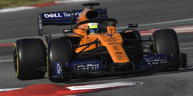 Wunderkind überrascht bei Formel-1-Tests