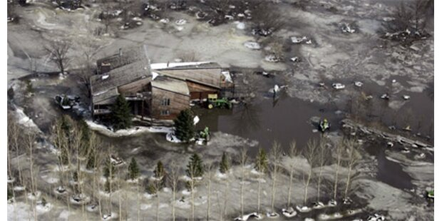 North Dakota rüstet sich für Schneesturm