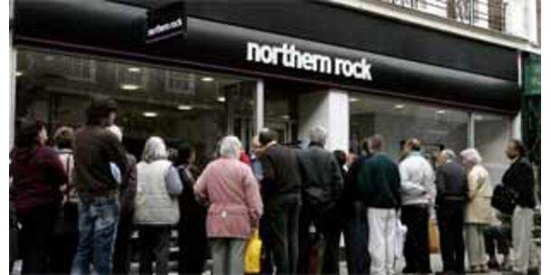 Northern Rock wird vorübergehend verstaatlicht