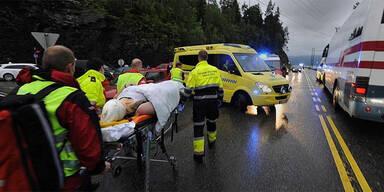 Attentat auf Teenager in Norwegen