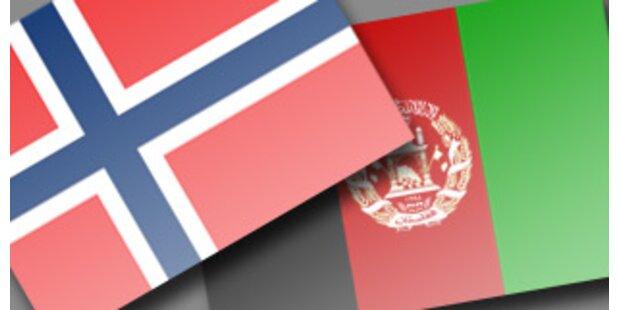 Norwegen schloss Botschaft in Kabul nach Drohung