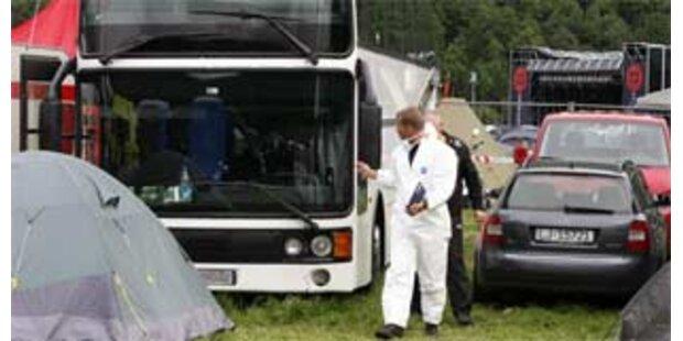 Zwei Tote bei Rock-Festival in Norwegen