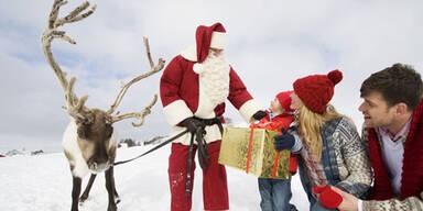 Die skurrilsten Weihnachtsbräuche aus aller Welt