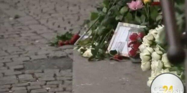 Norwegen gedenkt der Anschlags-Opfer