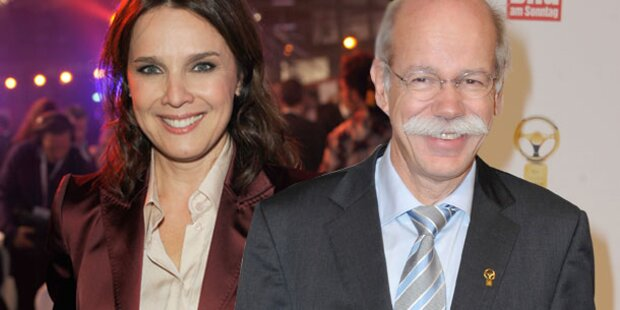 Désirée Nosbusch Verliebt In Daimler Chef Dieter Zetsche