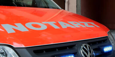 Rodelunfall: 60-Jährige schwer verletzt