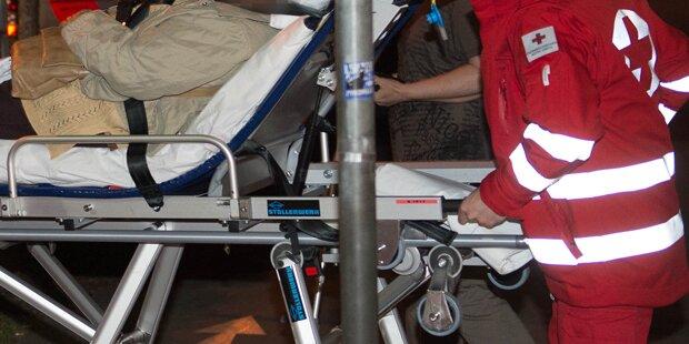 Schwerverletzter in Villacher Innenstadt