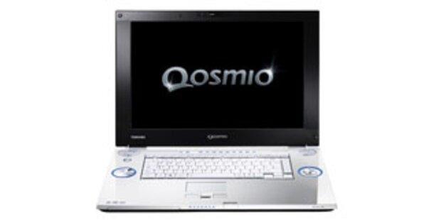 Toshiba bringt erstes Notebook mit HD-DVD-Brenner