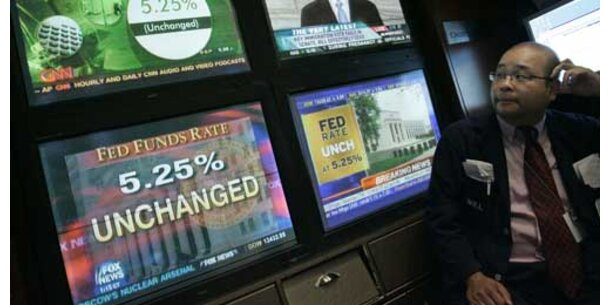 Leitzins bleibt bei 5,25 Prozent