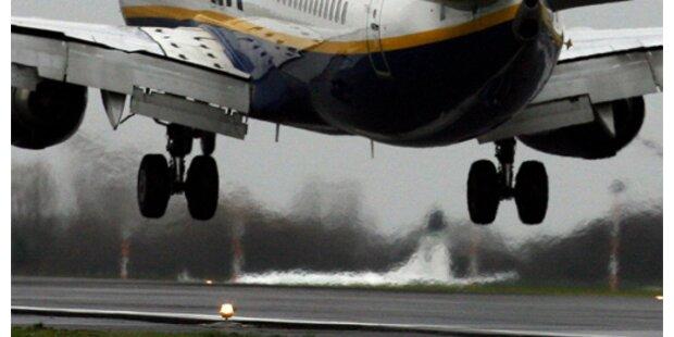Zwei Maschinen in Barcelona notgelandet