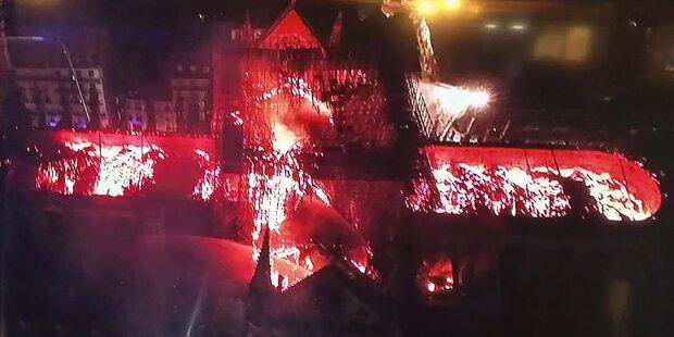 Hat Nostradamus das Feuer von Notre-Dame vorhergesagt?