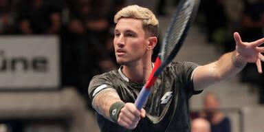'Mätzchen': Novak schießt gegen Monfils