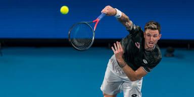 Novak-Aus im Viertelfinale von Montpellier
