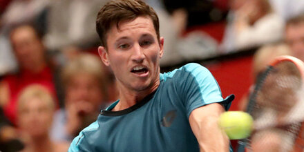 Novak erreicht dritte Quali-Runde
