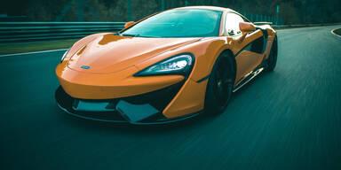 McLaren 570S mit Bodykit und 646 PS
