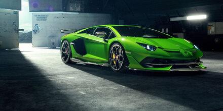 Verrückt: Tuning für schnellsten Lamborghini