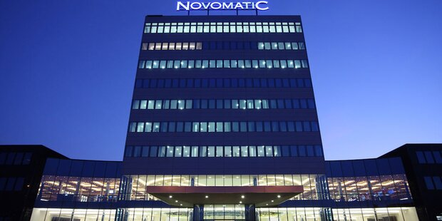 Novomatic will Casinos-Anteile behalten