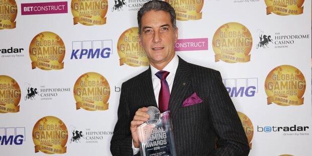 Novomatic holt sich Top-Award