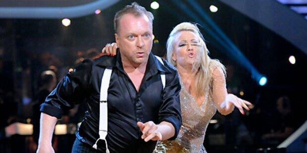Reinhard Nowak und Kelly Kainz