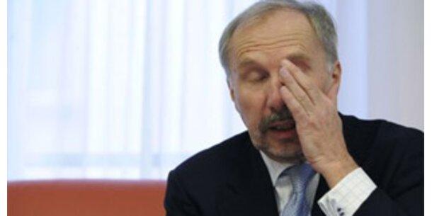 OeNB-Chef warnt vor der Rezession