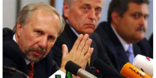 Nowotny wusste zu Amtsantritt nichts über Verluste