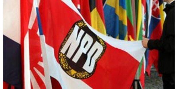 NPD stellte Skinheads bei Sachsen-Wahl auf