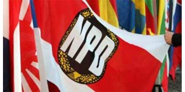 Gegendemonstranten erzwangen Ende von NPD-Demo