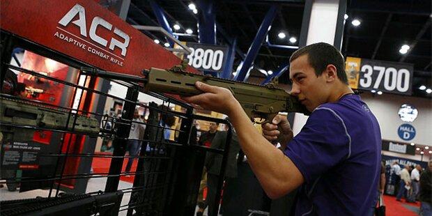 NRA feiert in Texas, doch Gegner kopieren ihre Taktiken...