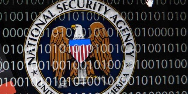 NSA sammelt sechs Mrd. Metadaten am Tag