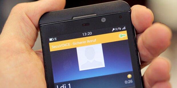 NSA kann auf breiter Front Handys abhören