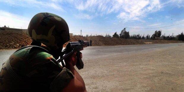 Chef der Al-Nusra-Front in Syrien verletzt