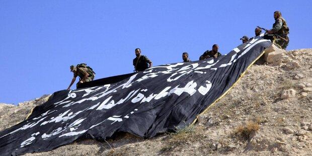 USA bombardieren Al-Nusra-Front