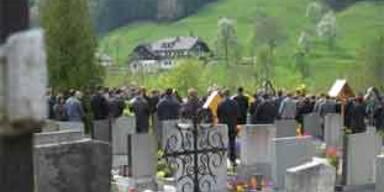 Bert Nussbaumers Urne beigesetzt