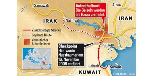 Vier Irak-Geiseln sollen nicht mehr am Leben sein