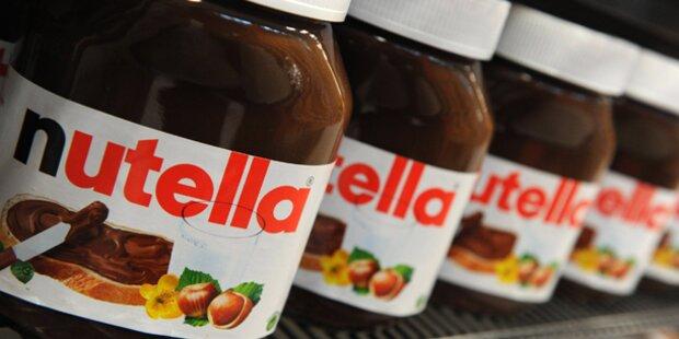 Streit um Gratis- Nutella eskaliert