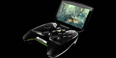 Nvidia stellt mobile Spielekonsole vor