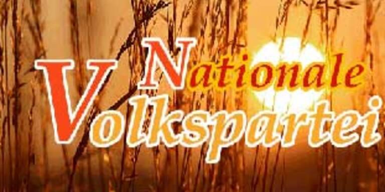 Nationale Volkspartei wurde gegründet