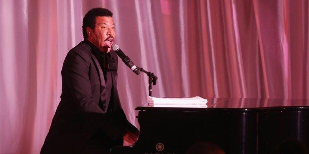Lionel Richie: Im Februar in Wien