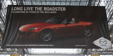 Mazda zeigt Details des neuen MX-5