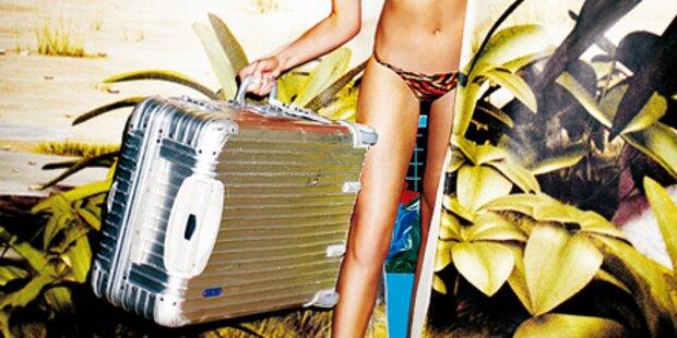 Urlaub! Heiße Trends für den Reisekoffer