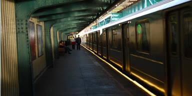 U-Bahn, Ubahn, New York, Subway