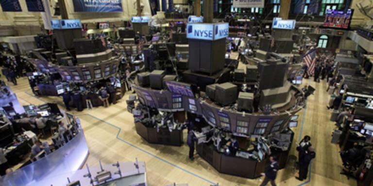 US-Börsen starten etwas schwächer