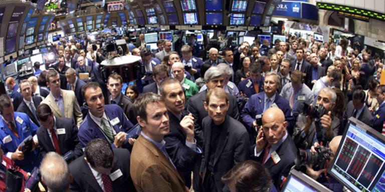US-Börsen leicht im Plus