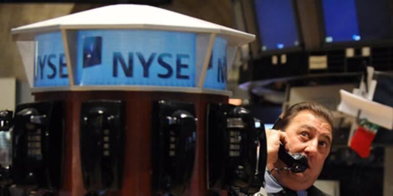 Euro-Schuldenkrise belastete Wall Street